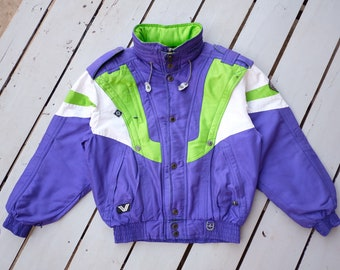 1782cf2d71 Vintage competition  s Phenix ski jacket