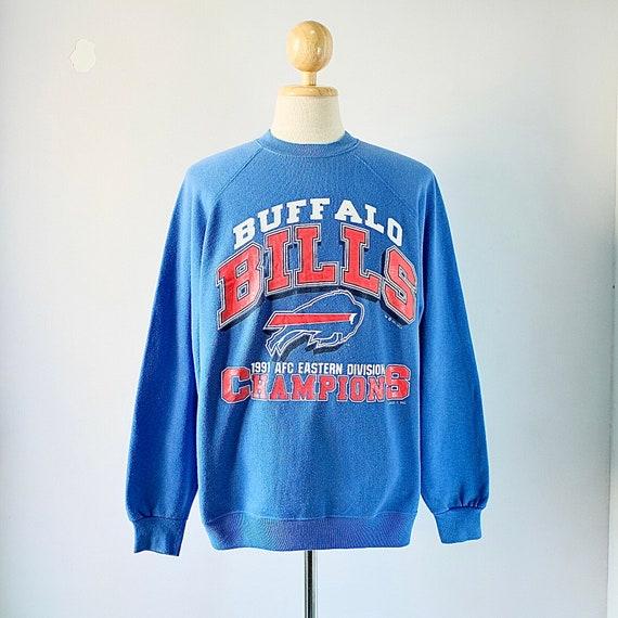 Vintage Buffalo Bills 1991 NFL Football Sweatshirt