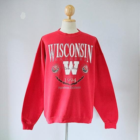 Vintage 1994 Wisconsin Badgers Sweatshirt (size L)