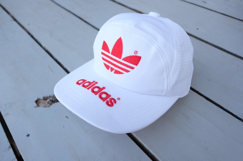 d49de080 Vintage adidas hat cap adidas trucker and snapback adidas   Etsy