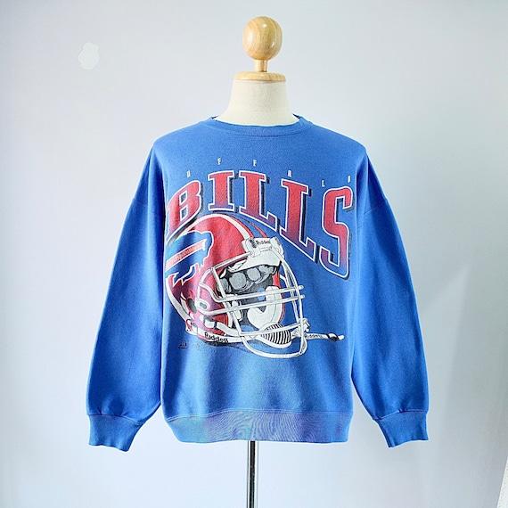 Vintage Buffalo Bills 90s NFL Football Sweatshirt