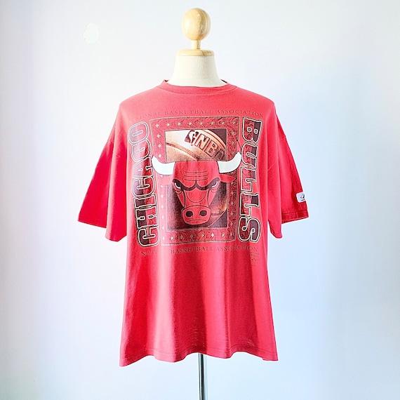 Vintage Chicago Bulls NBA Basketball T-shirt (size