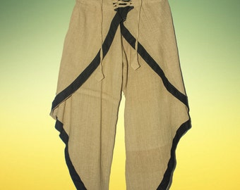Stylish hemp pant