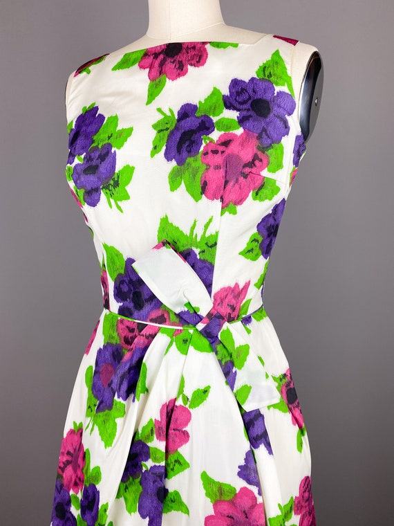 Vintage 1950s Dress by Jr Theme | XS, Small | 50s… - image 5
