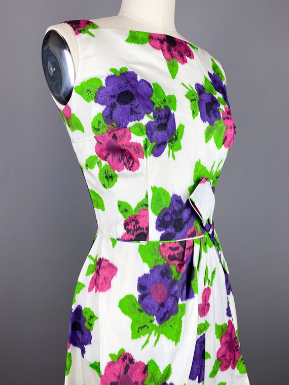 Vintage 1950s Dress by Jr Theme | XS, Small | 50s… - image 7