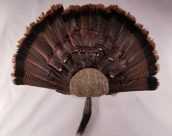 DIY Turkey Fan & Beard Display Kit
