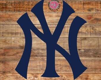 325135da227e8 New York Yankees logo svg