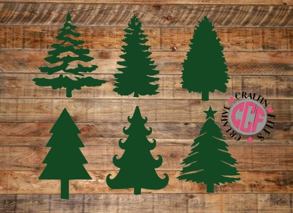 Christmas Tree Svg Christmas Svg Christmas Tree Cut File Etsy
