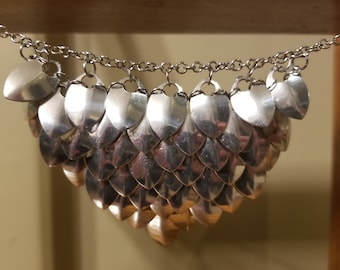 Scalemaille Necklace - Small Scales