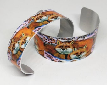 Aluminum Out of Fox to Give Bracelet