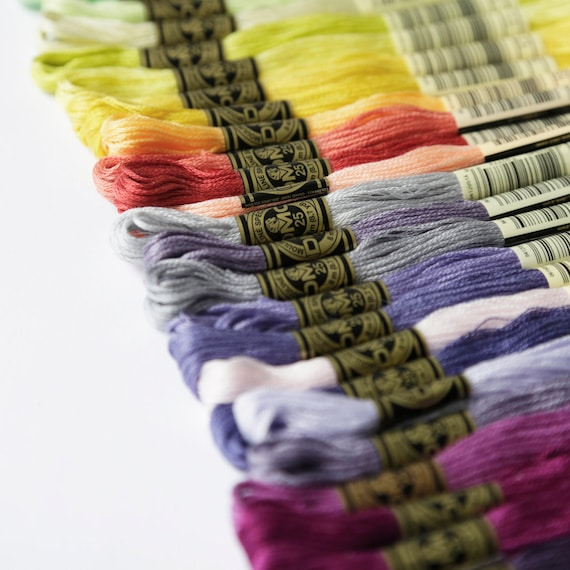 DMC Stranded Cotton Thread Colour 700 For Embroidery /& Cross stitch