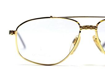 cfbc8190f053c Ettore Bugatti EB 504   luxe   Vintage zonnebril   NOS