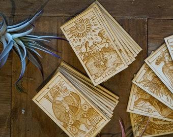 Tarot deck vintage | Etsy