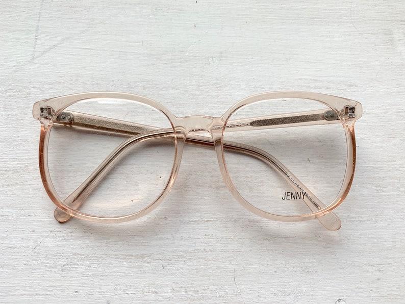 490d22cdca5d 55-21-145 Oversized 70 s Panto Eyeglass Frames True
