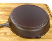 Lodge - 10 SK, 3-Notch Heat Ring, Cast Iron Skillet. Made In The USA. Manufactured by Lodge in the 1970 39 s. Excellent Condition