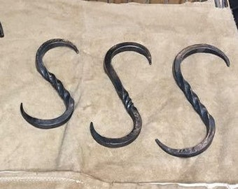 Forged S Hooks
