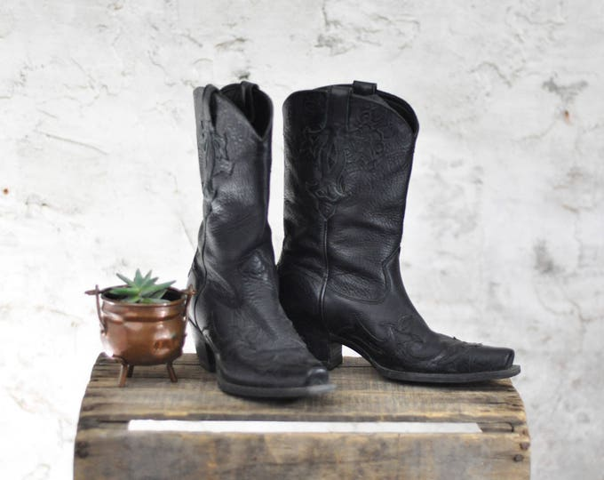 Ariat, Leather, Western Boots