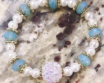 The Diamond Blues Bracelet