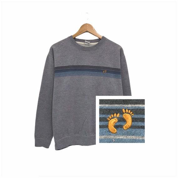 Rare!!Vintage Hang Ten Sweatshirt Crewneck Hang Te