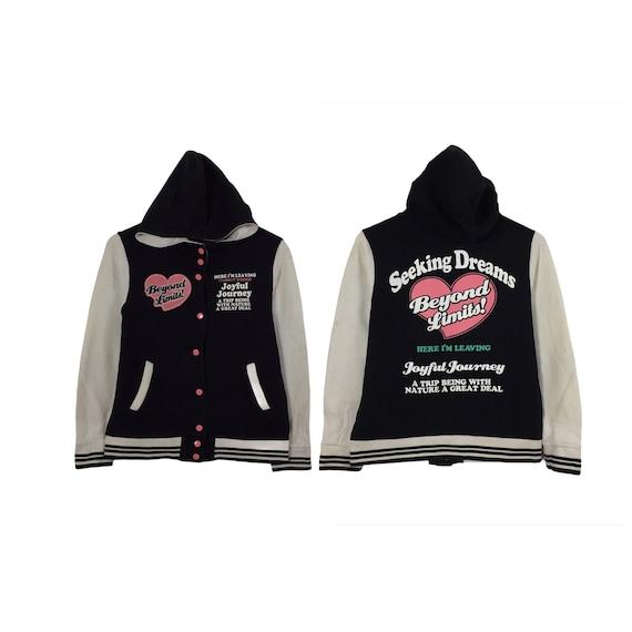 RARE!!! Vintage Varsity Jacket Varsity Authentic A