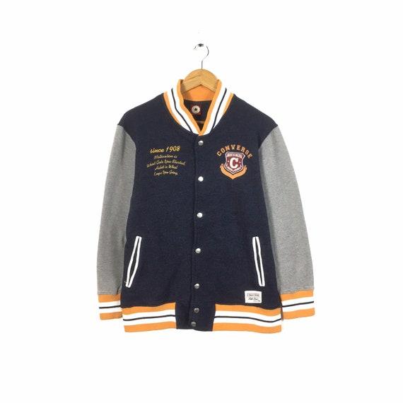 RARE!!! Vintage Converse Varsity Jacket Varsity Au