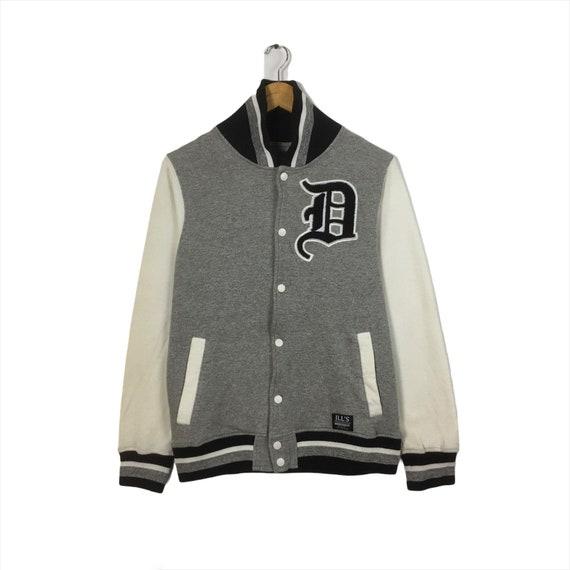 RARE!!! Vintage Varsity Jacket Embroidery Logo ILL