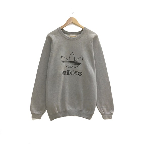 RARE!!! Vintage Adidas Sweatshirt CrewNeck Adidas