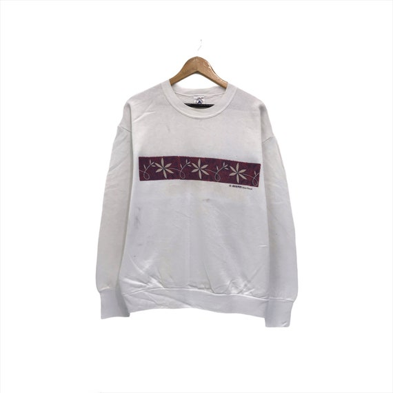 Rare!!! Vintage Hawaii Sweatshirt Crewneck Logo Sp