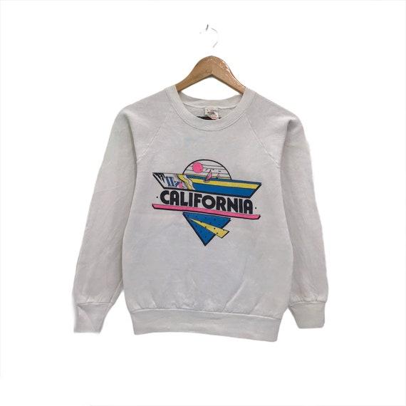 Rare!!! Vintage California Sweatshirt Crewneck Big