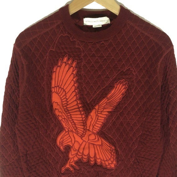 RARE!!! Vintage Stella McCartney Sweatshirt CrewNe