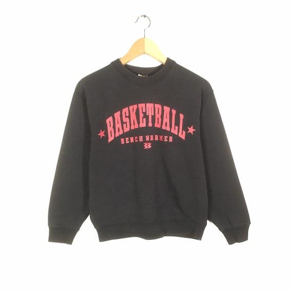 Rare!!! Vintage Bench Warmer Basketball Sweatshirt