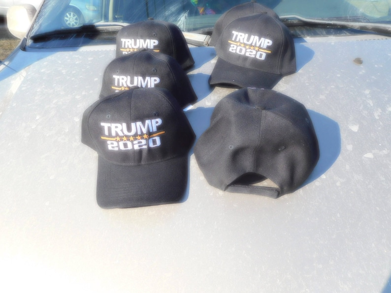 79579a6293330 Donald trump 20 20 hats BLACK 60 for 300.00 wholesale lot free