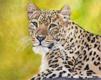 """Wildlife Art """"Majestic Beauty"""" 
