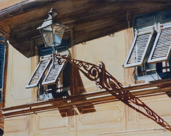 """Italy """"Afternoon in Lucca"""" 