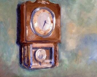 Clock No.1