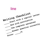 60x30mm Customized Checklist Self-Inking Stamps | Large Stamp