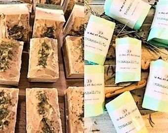 Infused Rosemare'e -Anise Vegan Soap  5.5 oz