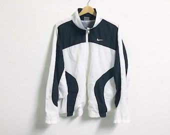 258d27aa68 Vintage 90's Nike Windbreaker XL Kappa Fila