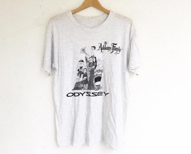 3812ae68 Vintage 90s The Addams Family Odysey Nirvana Jurassic Park | Etsy