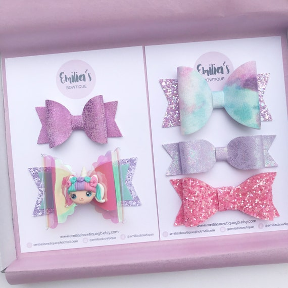 Glitter Suede Hair bow-glitter suede headband-Suede embellishment hair bow-Girl hair bow-girls hair clip-Baby headband-Pastel pink Hair bows
