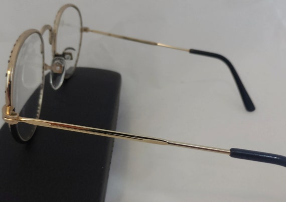e099c55e0dfd5 Eye Spy Vintage 90s Women s Rx Eyeglasses Metal Frame