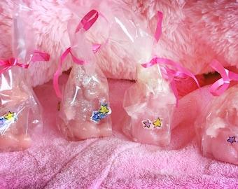 Ripple's Glitter, Bubblegum scented, Unicorn Soap