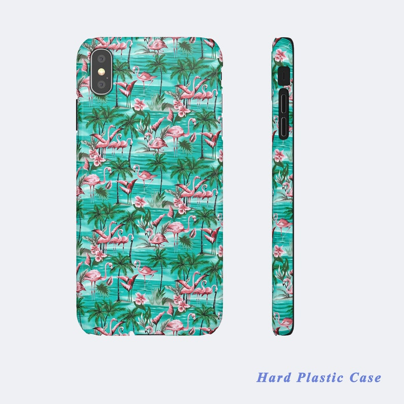 Pink Flamingo iPhone Xs Case iPhone Xr Case 6 7 8 X Xs Max Plus SE, iPhone  Case Unusual Cover for all Types of iPhones, iphone 10 collage