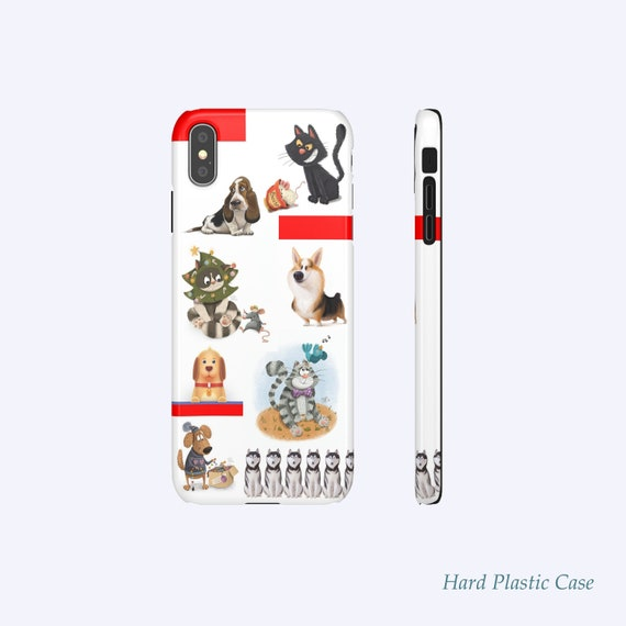 Meow And Woof Iphone X Case Iphone 8 Case Iphone 10 Case Iphone 7 Cat S Dog S Iphone Xs Case Iphone 6 Dog Iphone Case Cat S Iphone Xs Max