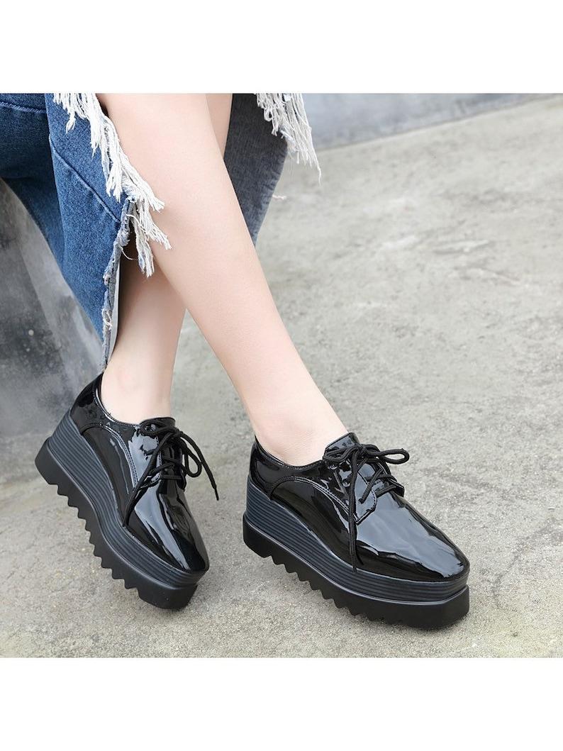 The Platform Shoe