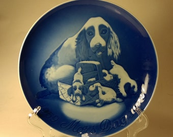 1979 Bing and Grondahl Mother's Day plate