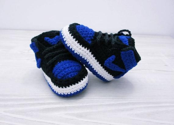 Häkeln Sie Baby Hausschuhe Krippe Neugeborenen Schuhe Häkeln Etsy