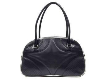 4387d42bd71fd0 Authentic Prada Bowling Bag