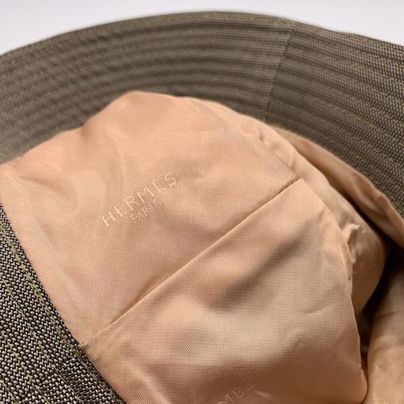 Authentic HERMES Chapeaux Motsch pour Hermes Buck… - image 8