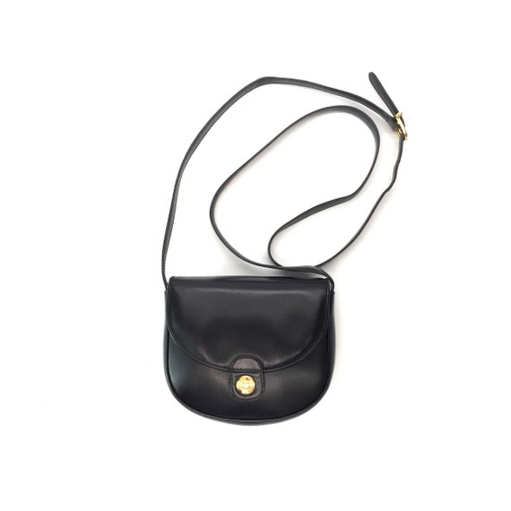 211f239a52eb Authentic Celine black mini crossbody bag